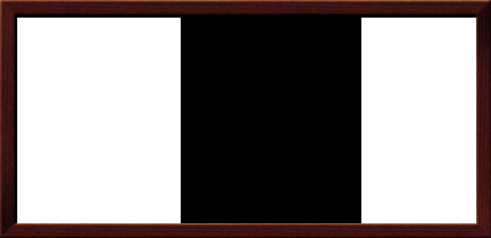 black wood frame png - photo #7
