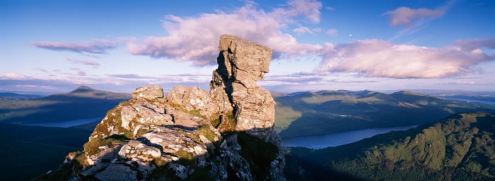 The Cobbler, Argyll and Bute. June 2008. Hasselblad XPan 45mm.