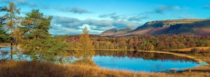 Loch Ardinning, Stirlingshire. Scottish Landscape Photography