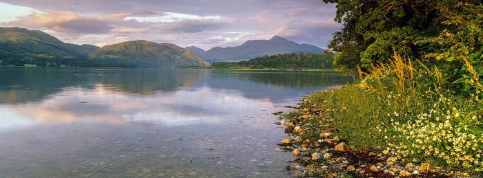 Ben Cruachan from Loch Etive, Scottish Landscape Photography
