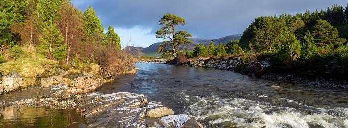 The River Feshie, Glen Feshie. Scottish Landscape Photography