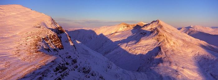 Sgùrr Choinnich Beag, Glen Nevis. Scottish Landscape Photography
